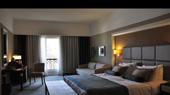 Pokój Deluxe Rixos Bab al Bahr