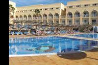 Hotel SBH Jandia Resort - Drugi basen z widokiem na ocean