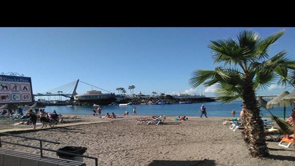 plaża Fanabe, Hovima Costa Adeje
