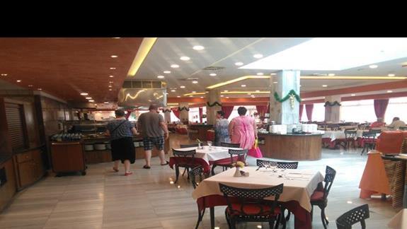 Restauracja, Hotel Troya