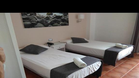Pokój standard z balkonem, Hotel San Telmo