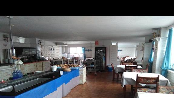 Restauracja, Hotel San Telmo