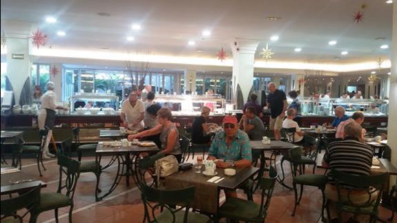Restauracja, Hotel Dunas Mirador Maspalomas