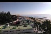 Hotel Faro, a Lopesan Collection - Boczny widok na morze z pokoju standard, Ifa Faro
