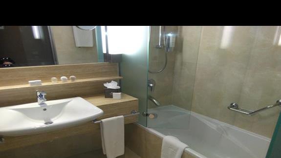 Łazienka w pokoju standard, Ifa Faro