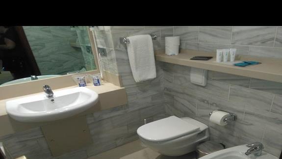 Łazienka w pokoju standard, Dunas Don Gregory