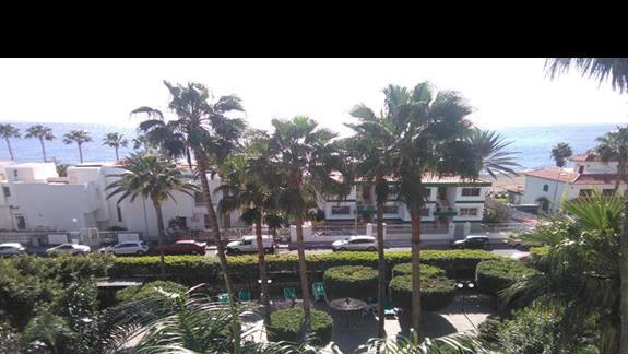 Widok z pokoju standard, Beverly Park