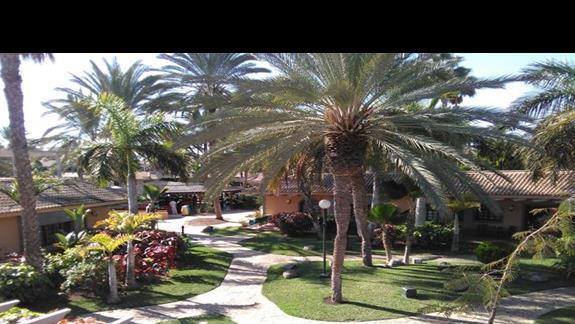 Teren hotelu,  Dunas Suites & Villas