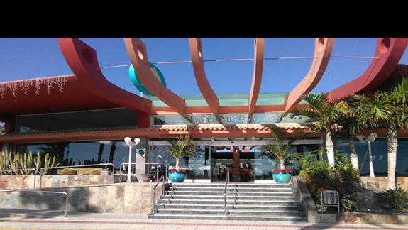 Wejście główne,  Dunas Suites & Villas