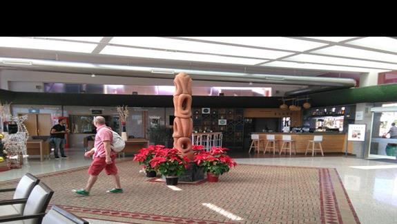 Lobby bar,  Dunas Suites & Villas