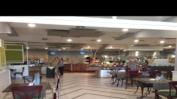 Restauracja,  Dunas Suites & Villas
