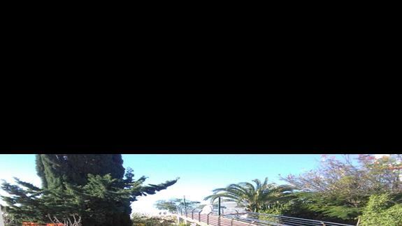 Teren hotelu, Colina Mar