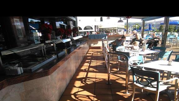 Restauracja, Colina Mar