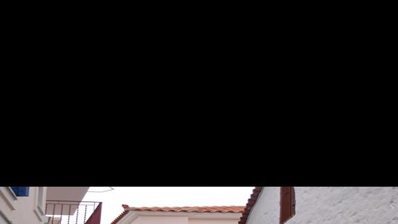 Uliczka w Skopelos