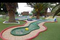 Hotel Los Zocos - Mini golf w hotelu Los Zocos