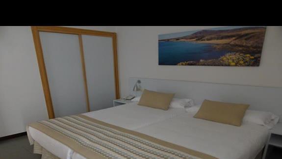 Pokój w hotelu Los Zocos