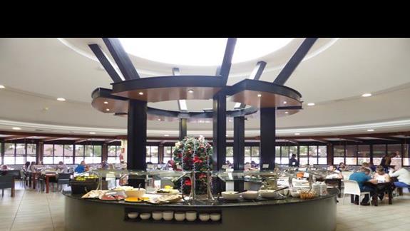 Restauracja w hotelu Los Zocos