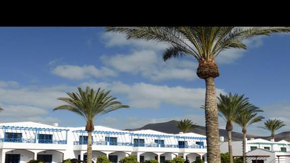 Teren  hotelu Mirador de Papagayo