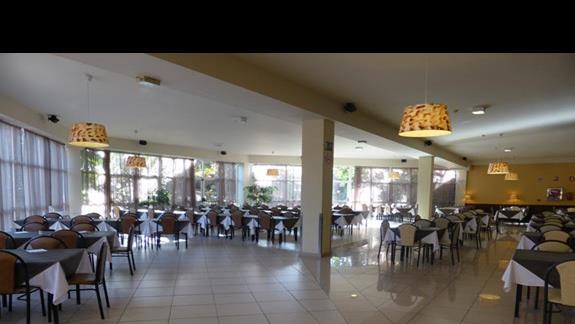 Restauracja  w hotelu Oasis Papagayo