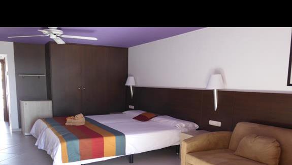Pokój w hotelu Monica Beach