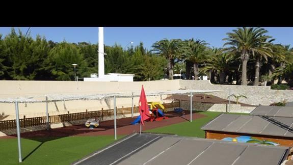 Plac zabaw w hotelu Monica Beach