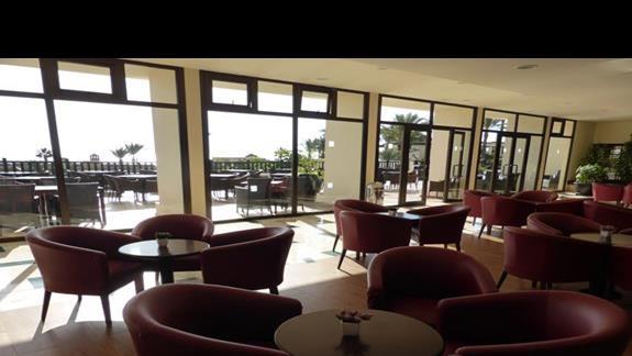 Lobby w hotelu Occidental Jandia Mar
