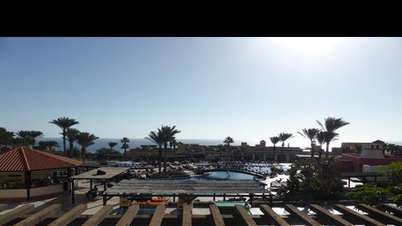 Teren hotelu Occidental Jandia Mar