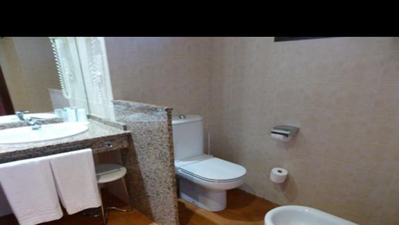Łazienka w hotelu Occidental Jandia Mar