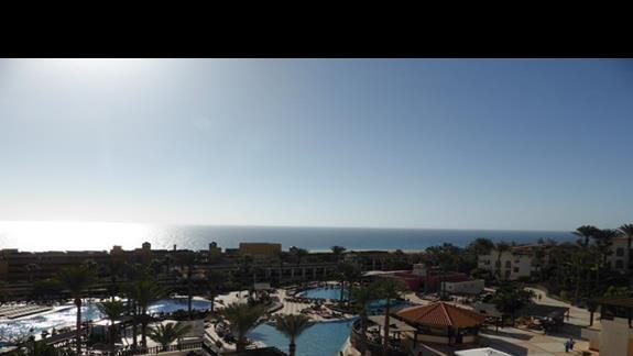 Baseny w hotelu Occidental Jandia Mar