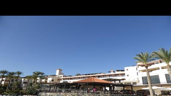 Basen w hotelu Occidental Jandia Mar