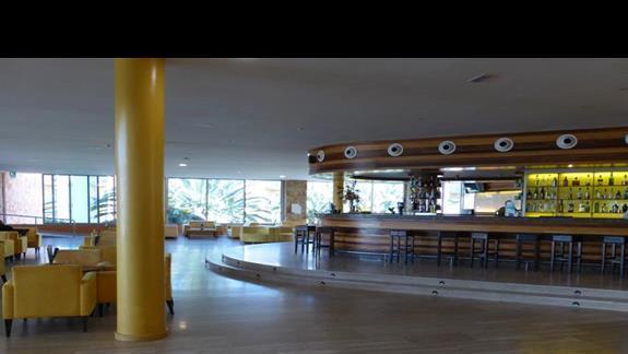 Bar w hotelu Barcelo Fuerteventura