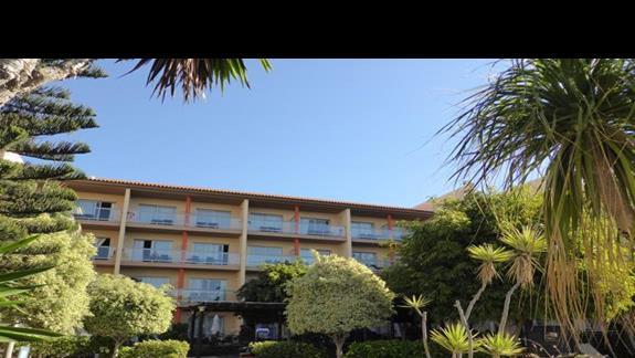 Teren hotelu Barcelo Fuerteventura