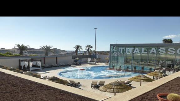 Spa w hotelu Barcelo Fuerteventura
