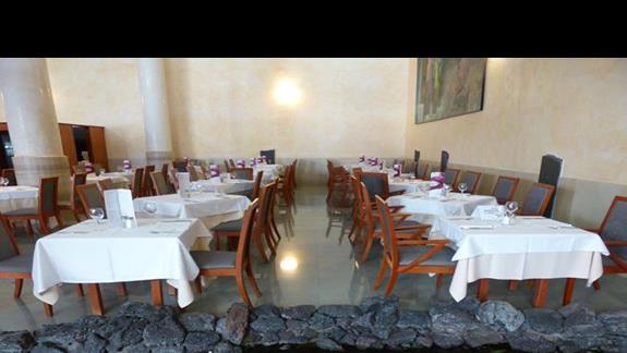 Restauracja w hotelu Occidental Lanzarote