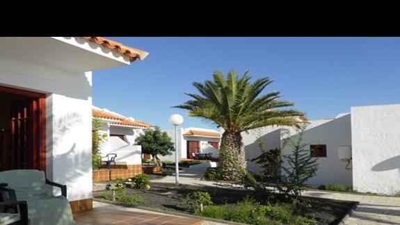 Teren hotelu Castillo Beach Bungalows