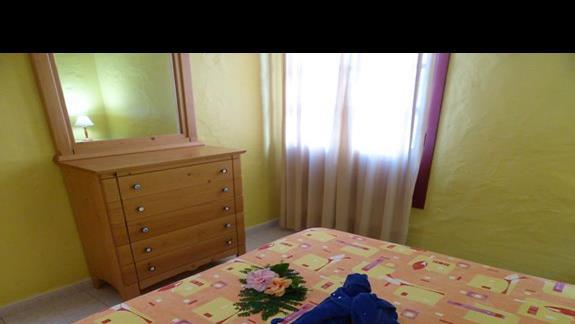 Apartament w hotelu Castillo Beach Bungalows