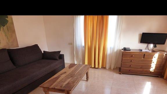 Apartament w hotelu Oasis Dunas