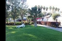 Hotel R2 Romantic Fantasia Dreams & Suites - Ogród w hotelu Romantic Fantasia Suites