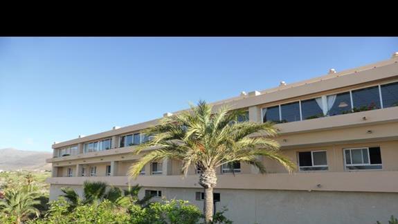 Teren hotelu SBH Jandia Resort