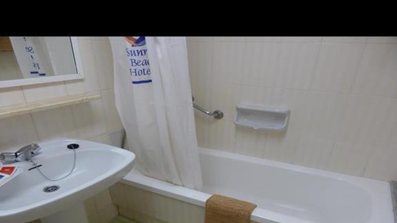 Łazienka hotelu SBH Jandia Resort