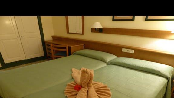 Pokój w hotelu SBH Jandia Resort