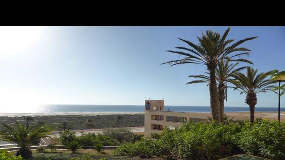 Plaża przy  hotelu SBH Jandia Resort