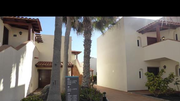 Bungalow w hotelu Barcelo Castillo Beach Resort