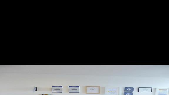 Biblioteka w hotelu Barcelo Castillo Beach Resort