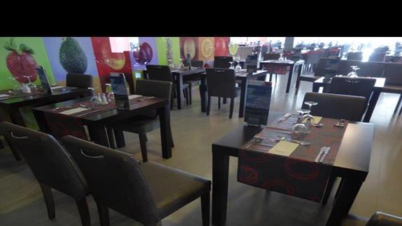 Restauracja w hotelu Barcelo Castillo Beach Resort