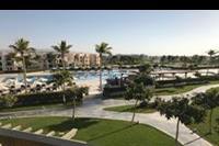 Hotel Rotana Salalah Resort - Widok z balkonu na basen