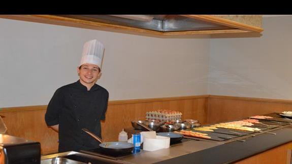 twórca wspanialych omletów