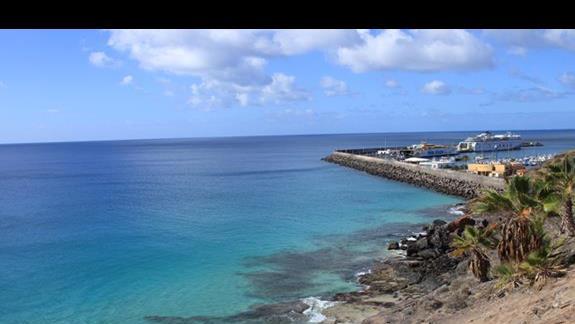 Port w Morro Jable
