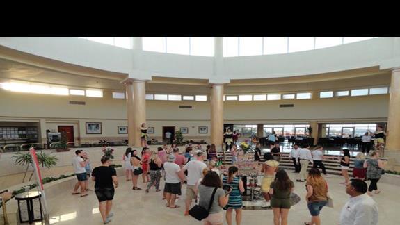 El Malikia Resort Abu Dabbab - lobby