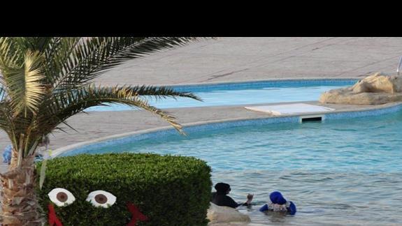 El Malikia Resort Abu Dabbab - basen